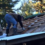 Metal Roofing, Fixing a Roof, Off Grid Living