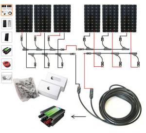 solar system, off grid solar, solar kit