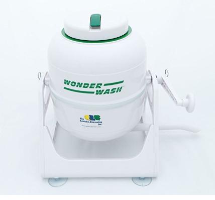 Wonder Wash, Portable Washing Machine
