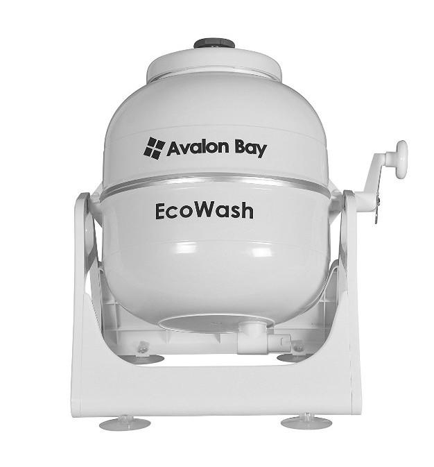 eco-wash, portable washing machine